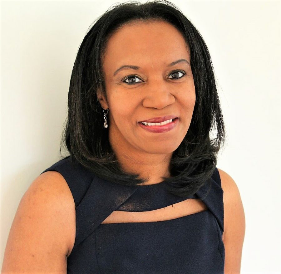 5th Ward aldermanic candidate Carolyn Murray. Her campaign focuses on expanding dialogue between Evanston police and residents.