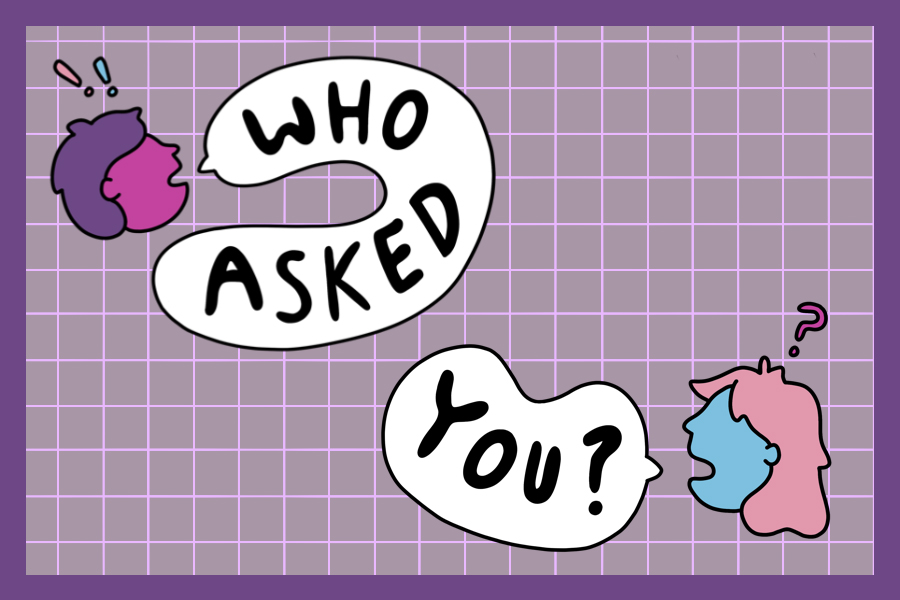 Reintroducing Who Asked You