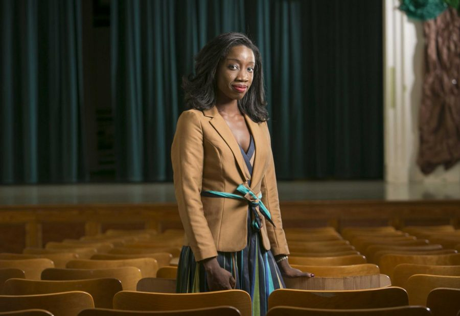 Sally Nuamah seeks to empower Black girls with films, research