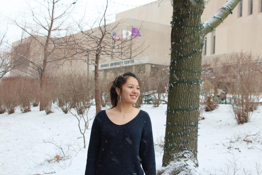 A photo of Yuija Huang