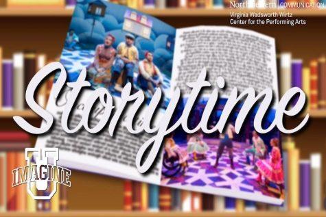 Children turning into apples: Imagine U Storytime's latest installment