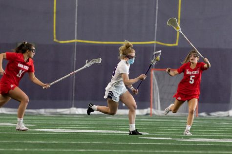 Q&A: Lindsey McKone talks staying at Northwestern, lacrosse experiences