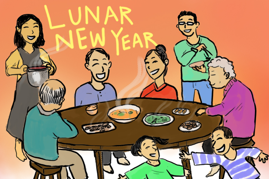 Some Evanston restaurants are celebrating the Lunar New Year with special dishes and decor.