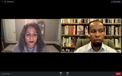 Ibram X. Kendi talks antiracism and policing in FMO- and PU-sponsored event