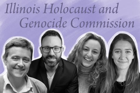 Northwestern commissioners on the Illinois Holocaust and Genocide Commission seek to improve education on genocide