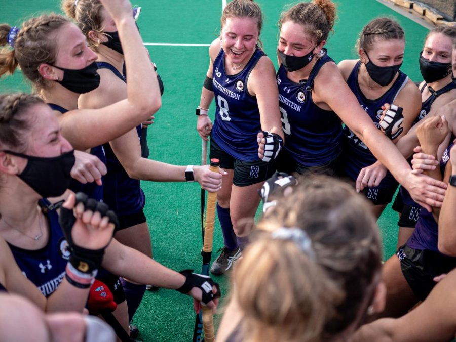 Field Hockey: Northwestern falls in a shootout to Penn State, beats Maryland for the second time