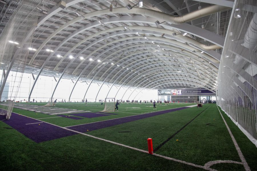 Northwestern set to take on Ohio State on the opening day of the season.