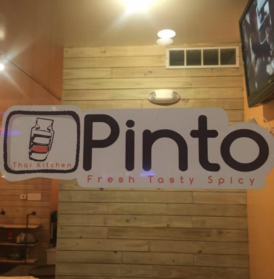Pinto+Thai+Kitchen+at+1931+Central+St.+The+restaurant+has+donated+hundreds+of+meals+to+people+in+need+during+the+pandemic.+