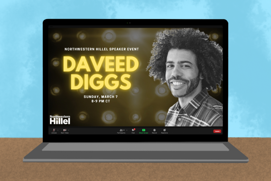 Daveed Diggs discusses identity, 'Hamilton' in Hillel annual speaker event