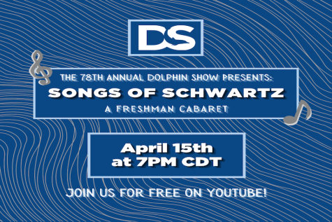 "Dolphin Show Freshman Cabaret ""Songs of Schwartz"" to premiere April 15"