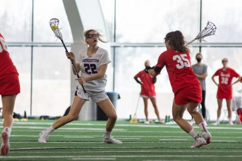 Lacrosse: No. 2 Northwestern to face No. 19 Ohio State in repeat of season-opener