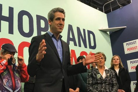 Daniel Biss discusses policing, racial equity and town-gown relations in  Northwestern forum