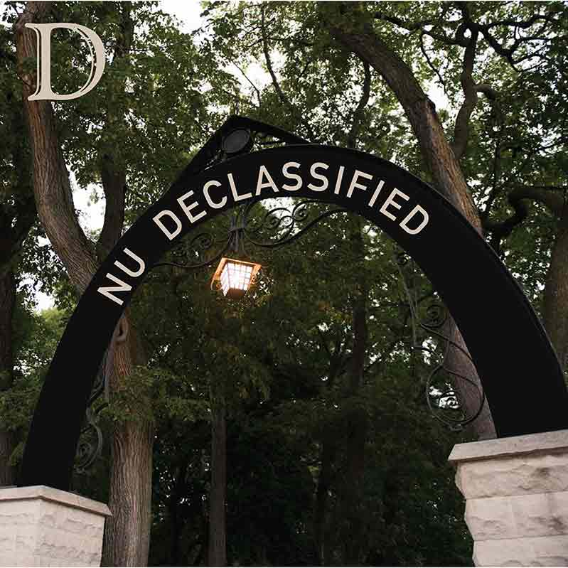 NU Declassified: 80 days and 200 miles