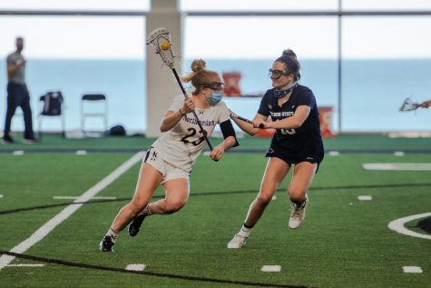 Lacrosse: Northwestern-Michigan matchup postponed due to COVID-19