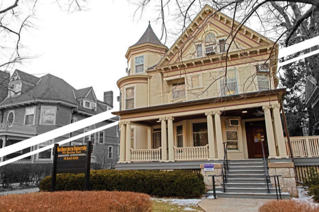 The Black House on Sheridan Road. Signups to tour the renovated Black House will start Monday and conclude June 4.
