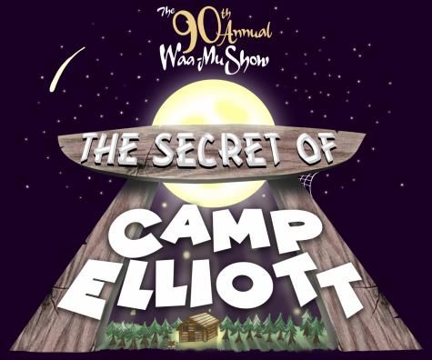 "The Waa-Mu Show to present ""The Secret of Camp Elliott"" virtually June 9 through 20"