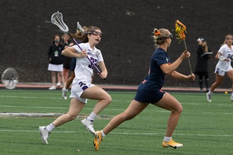 Lacrosse: Defense plays central role in No. 2 Cats' Final Four loss