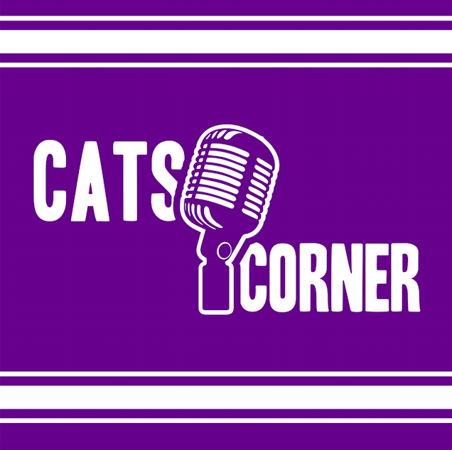 Cats Corner: It's Izzy Scane's world and we're all just living in it