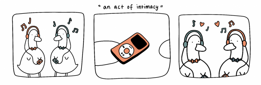 Meher's Cartoon: An Act of Intimacy