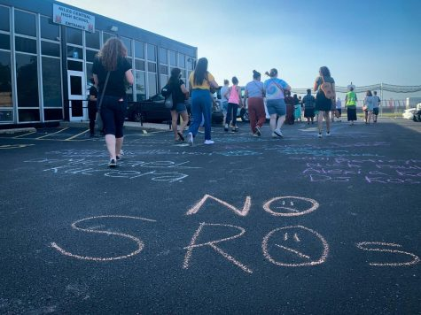 Skokie Schools Equity Collaborative, Abolition Coalition host anti-racist celebration and protest of SROs in D219