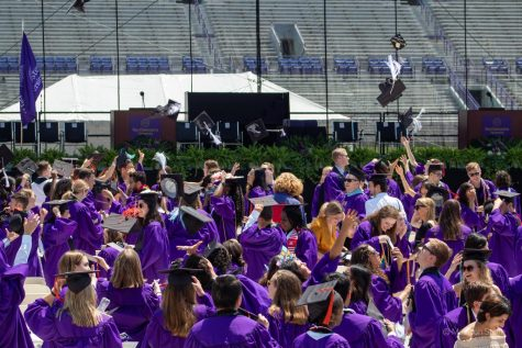 Captured: One year later, Class of 2020 celebrates with in-person graduation event