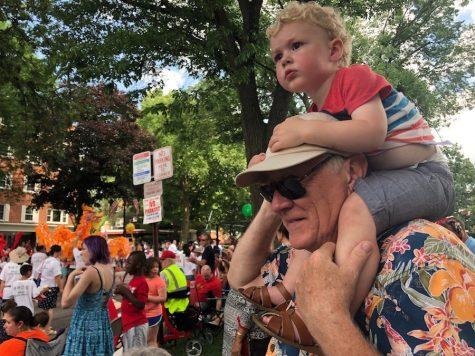 Evanston residents attend Fourth of July celebration virtually