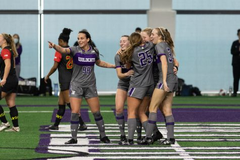 Women's Soccer: Northwestern defeats No. 12 Penn State 2-1 for first program win at Happy Valley