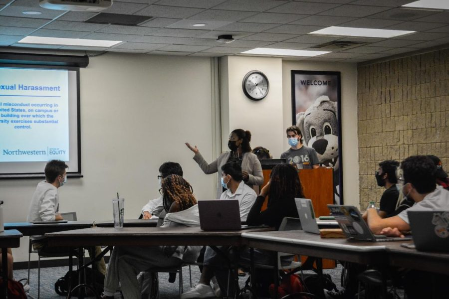ASG hears presentation on updated Office of Equity activity and policies