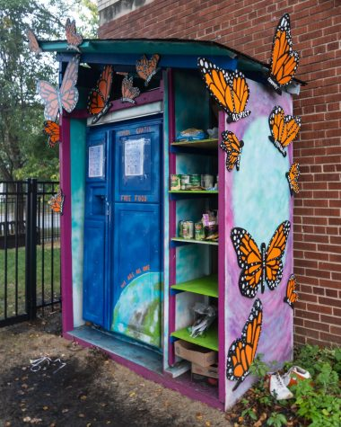 """""""The fridges belong to everybody"""": Evanston's fourth community fridge to open this fall"""