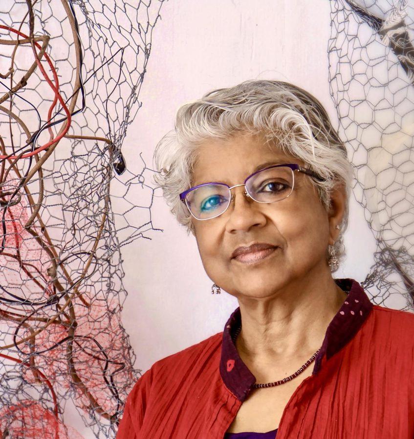 A photo of Indira Freitas Johnson.